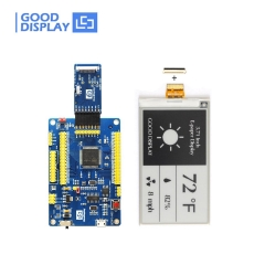 3.71 inch e-paper display 4 Grayscale GDEW0371W7 with demo board buy eink screen module